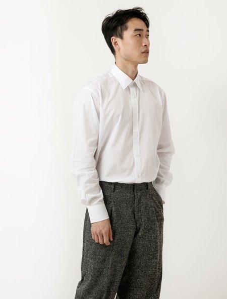 E Tautz Core Classic Shirt Regular Fit - White