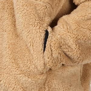 Livestock Half Zip Pile Fleece - Tan