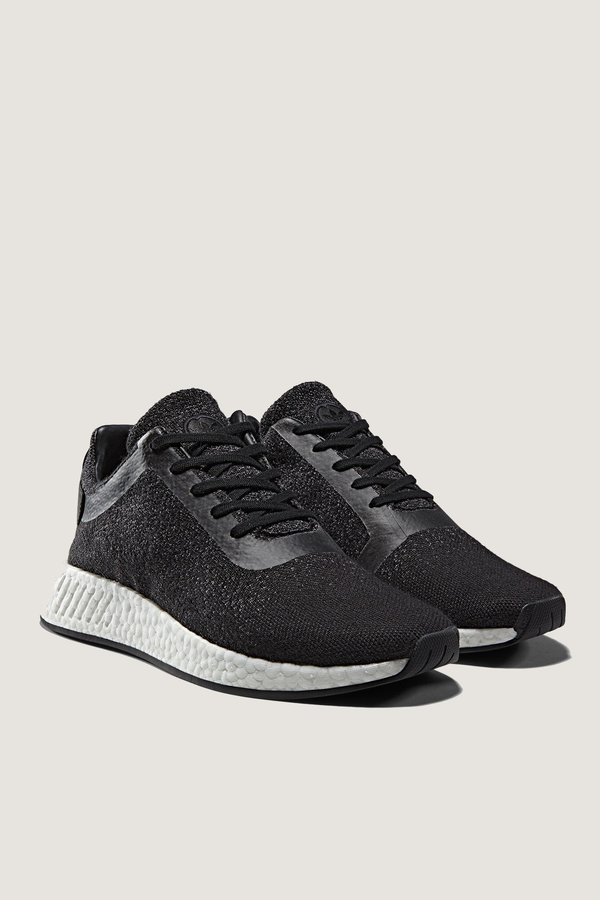 5ee4ed26c Adidas X Wings + Horns Primeknit NMD R2 - Black. sold out