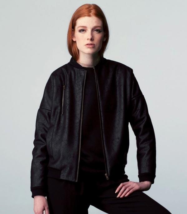 Valérie Dumaine Raven Sherpa Jacket