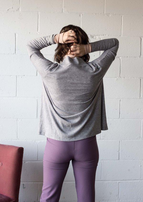 Body Bag Larimer Top - Grey