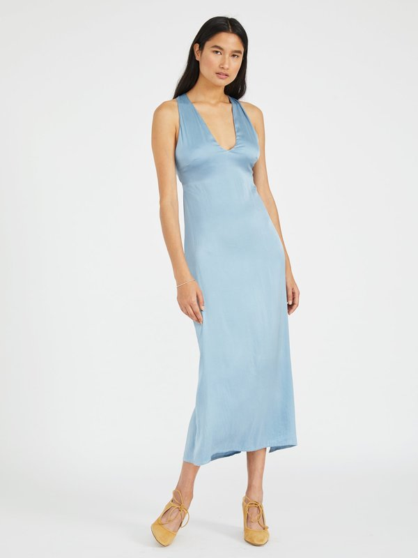 Fabulous Paloma Wool Atalaia Dress - Pale Blue | Garmentory SH64