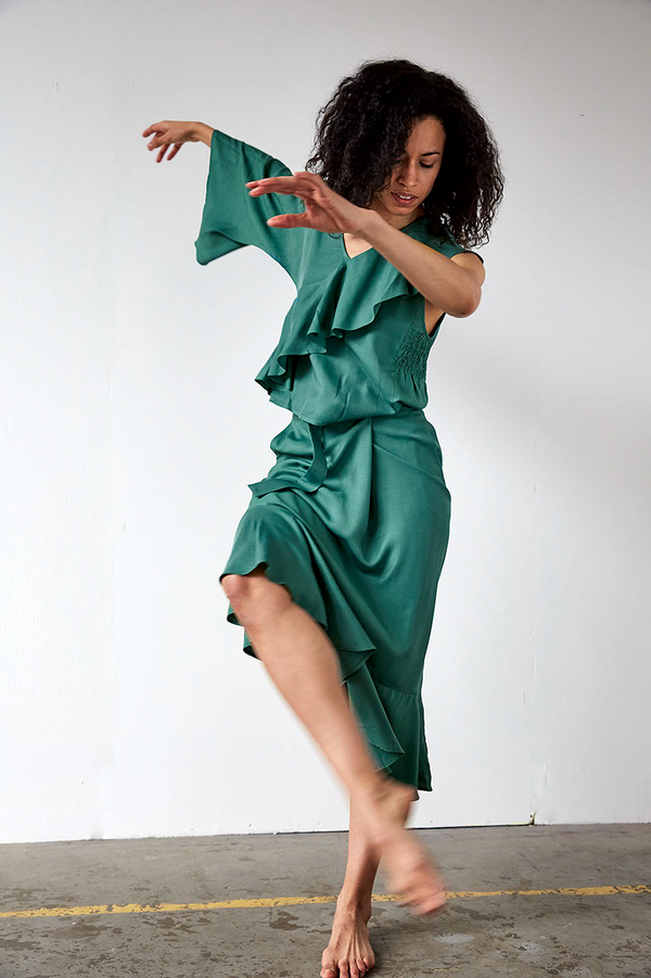 Ajaie Alaie Flamenca Top