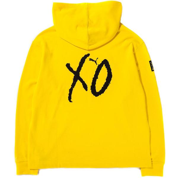 puma xo yellow