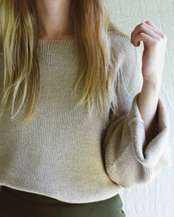 Han Starnes Rib Sweater
