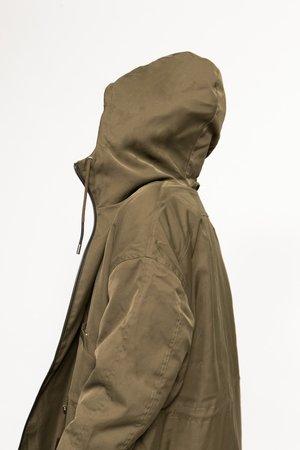 Won Hundred Belle Parka Coat