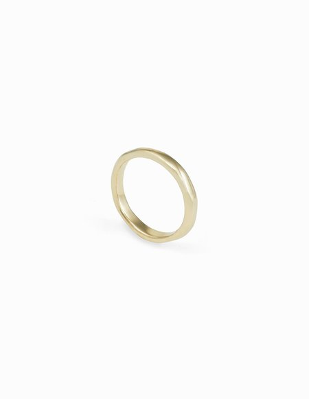 Kathryn Bentley Organic Band Ring