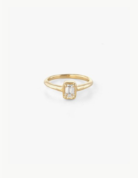 Kathryn Bentley Small Diamond Baguette Ring