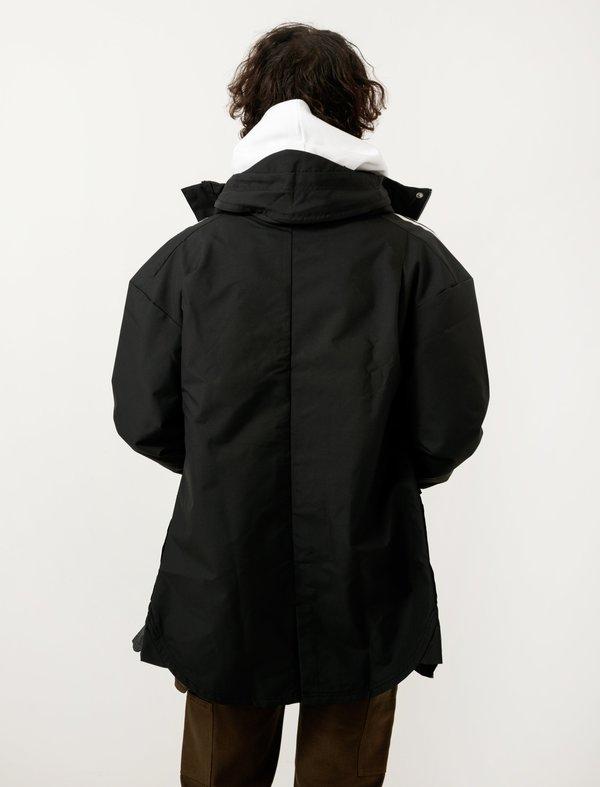 gosha rubchinskiy x adidas all weather jacket black