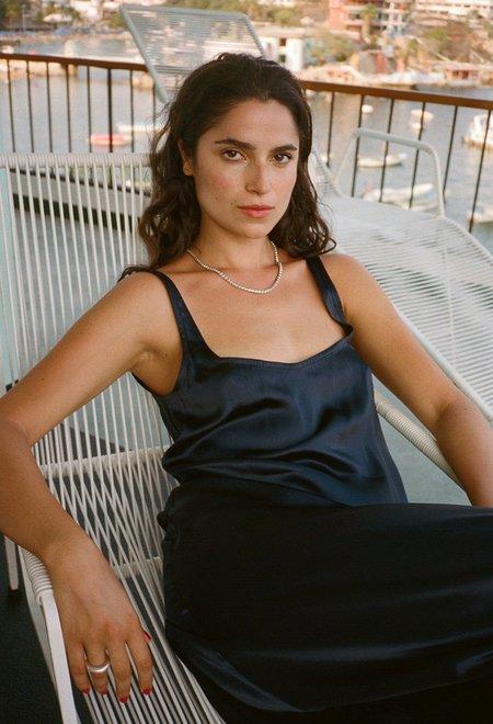 Ciao Lucia Florentina Corta Dress - Midnight
