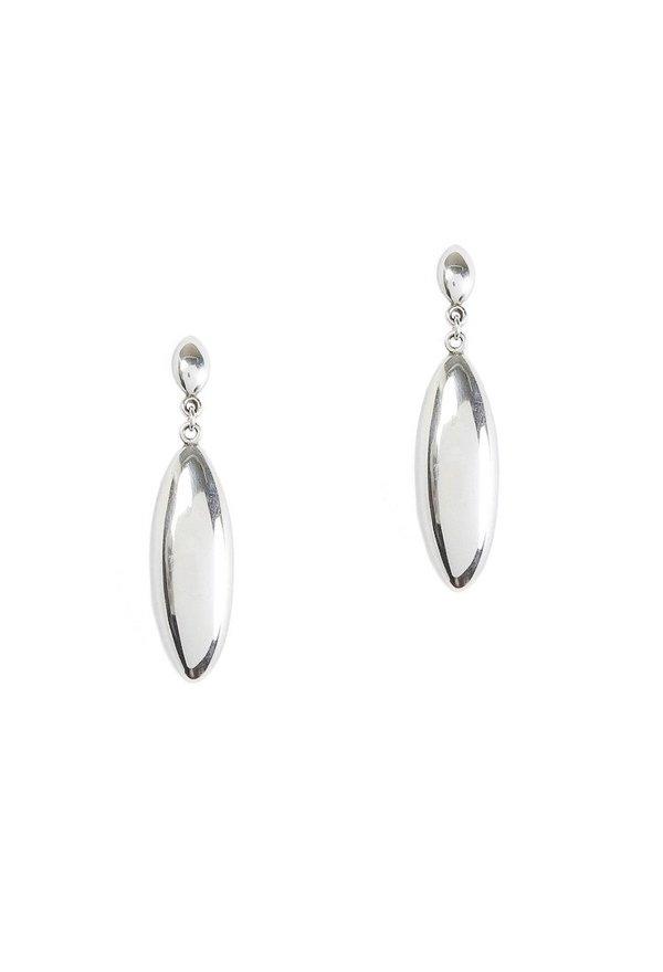 670394274 Shop Super Street Small Drop Earrings - Sterling Silver | Garmentory