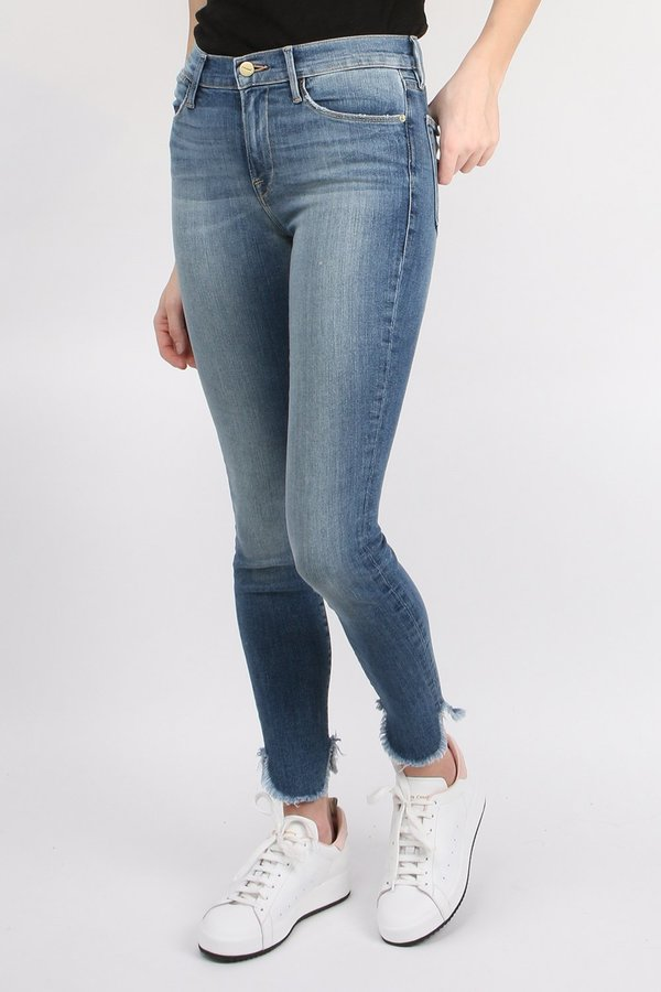 ad3fde79cc14 FRAME Denim Le High Skinny Petal Jeans - Hamerton