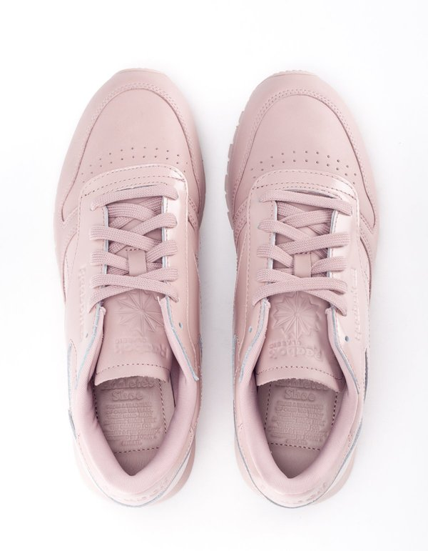 Creta Medicina Antemano  Reebok Classic Leather IL - Shell Pink | Garmentory