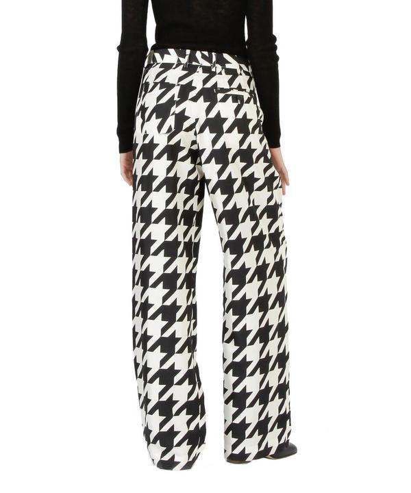 Creatures of Comfort Houndstooth Harriette Pant