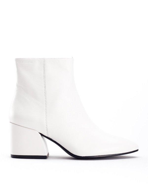 Vagabond Olivia Leather Boot White