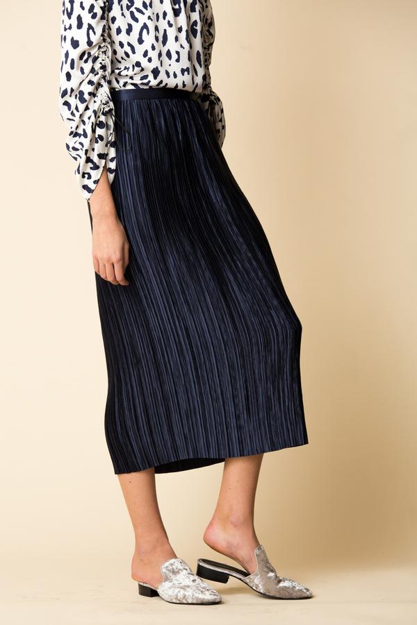 7b968f5a78 Tibi Plisse Pleated Skirt | Garmentory