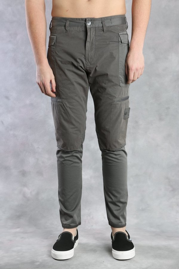 Ghost piece trousers - Blue Stone Island 2018 New tiof8R