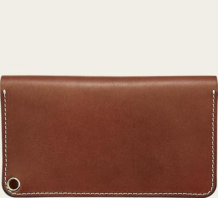 Red Wing Shoes Red Wing Heritage Trucker Wallet - Oro Russet Frontier Leather