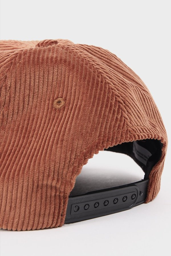 154245b2a6f Norse Projects 6 Panel Corduroy Cap - zircon brown. sold out. Norse Projects