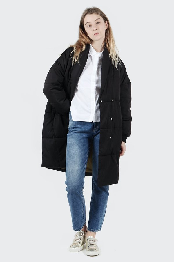 dd12278a7288 Native Youth Altair Puffer Jacket - Black