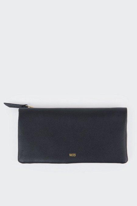 Wos Big Sensation Wallet - Black