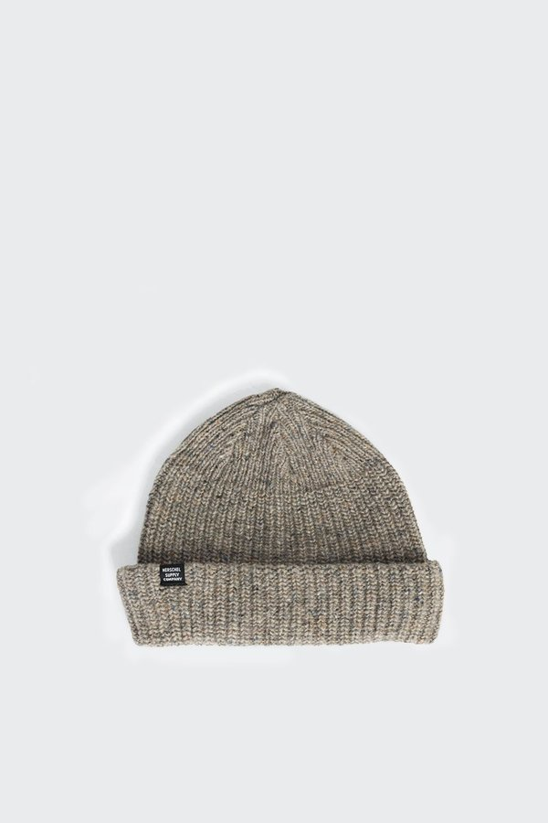 d3b4c134b89 Herschel Supply Co Buoy Beanie - Heathered grey