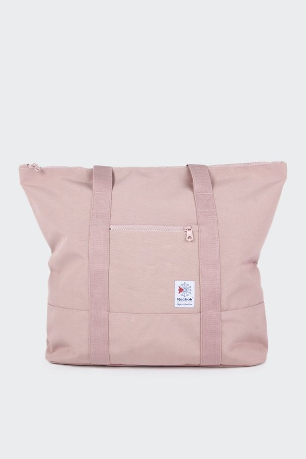 41a4bd025db29 Reebok Classic Foundation Tote Bag - Shell Pink