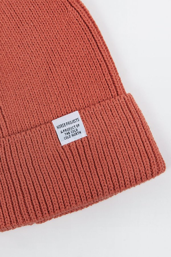 569d8a8a819 Norse Projects Cotton Watch Beanie - ochre. sold out. Norse Projects