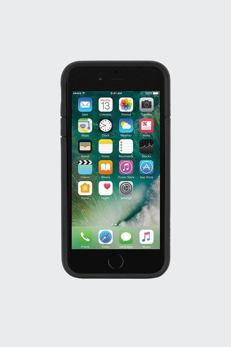 Unisex Incase Icon II Case iPhone 7 Plus - Black Pebbled Leather