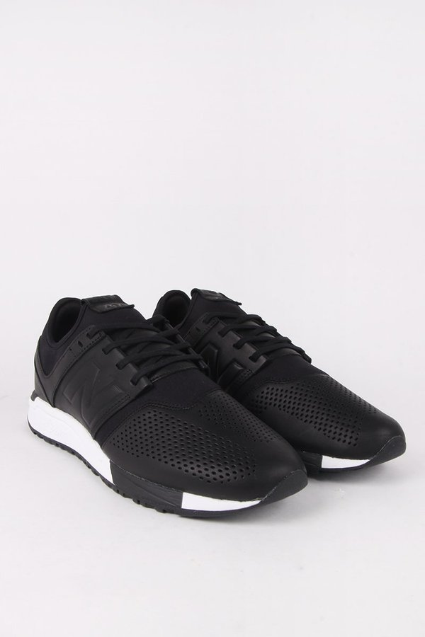 new balance 247 black leather 11 nz