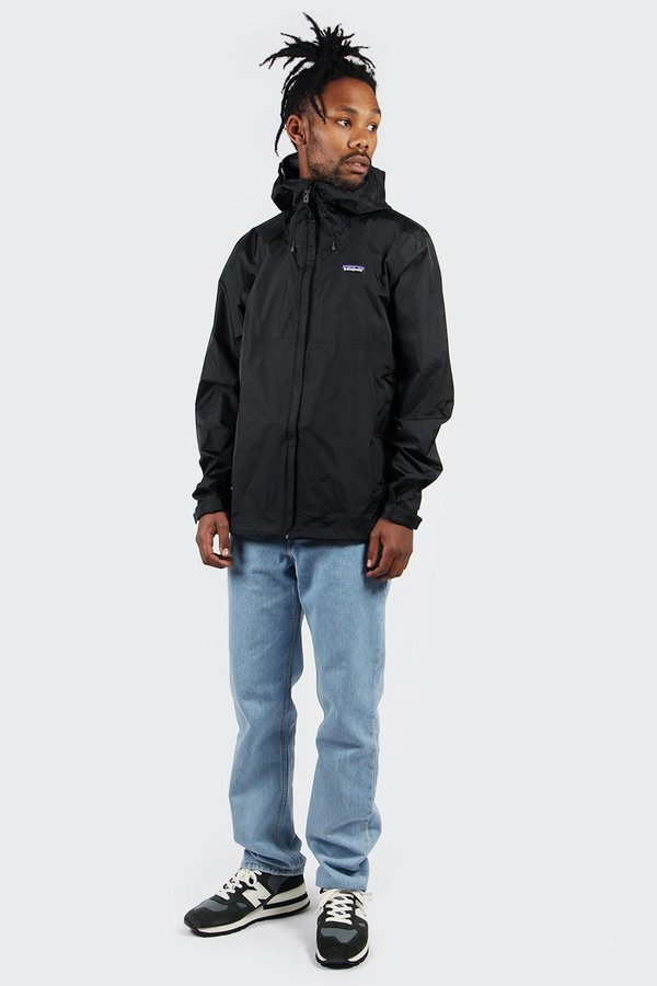hot-selling newest customers first detailed pictures Patagonia Torrentshell Jacket - Black on Garmentory
