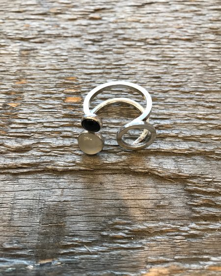 Wasted Effort Silver Lining Ring