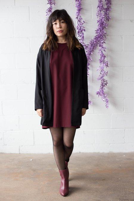 Amanda Moss Iris Blazer - Black
