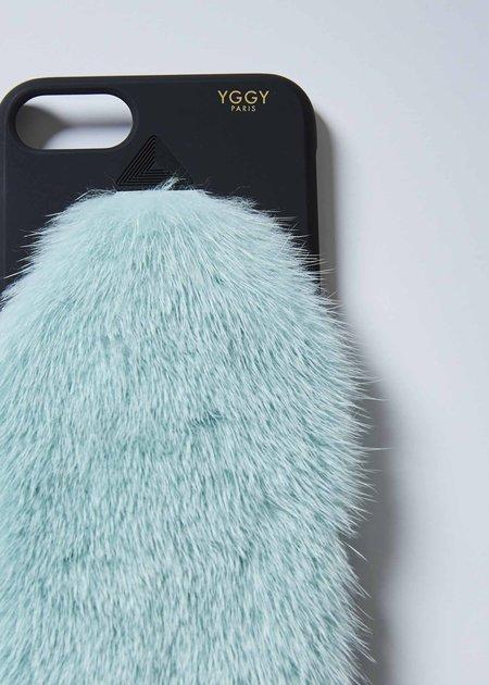 YGGY Mink iPhone 7/8 Case - aqua