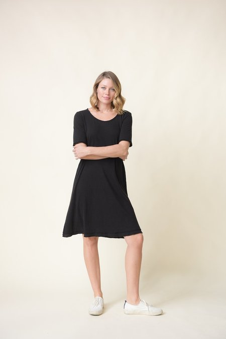Christina Lehr Vintage T Dress - Black