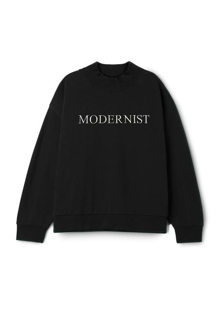 Vender Modernist Mock Neck