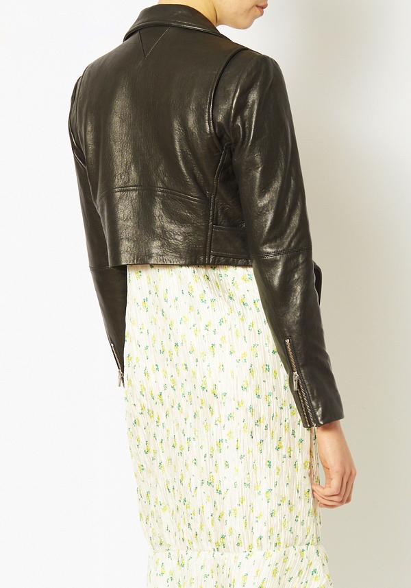8c0e4d333 Veda Baby Jane Leather Moto Jacket
