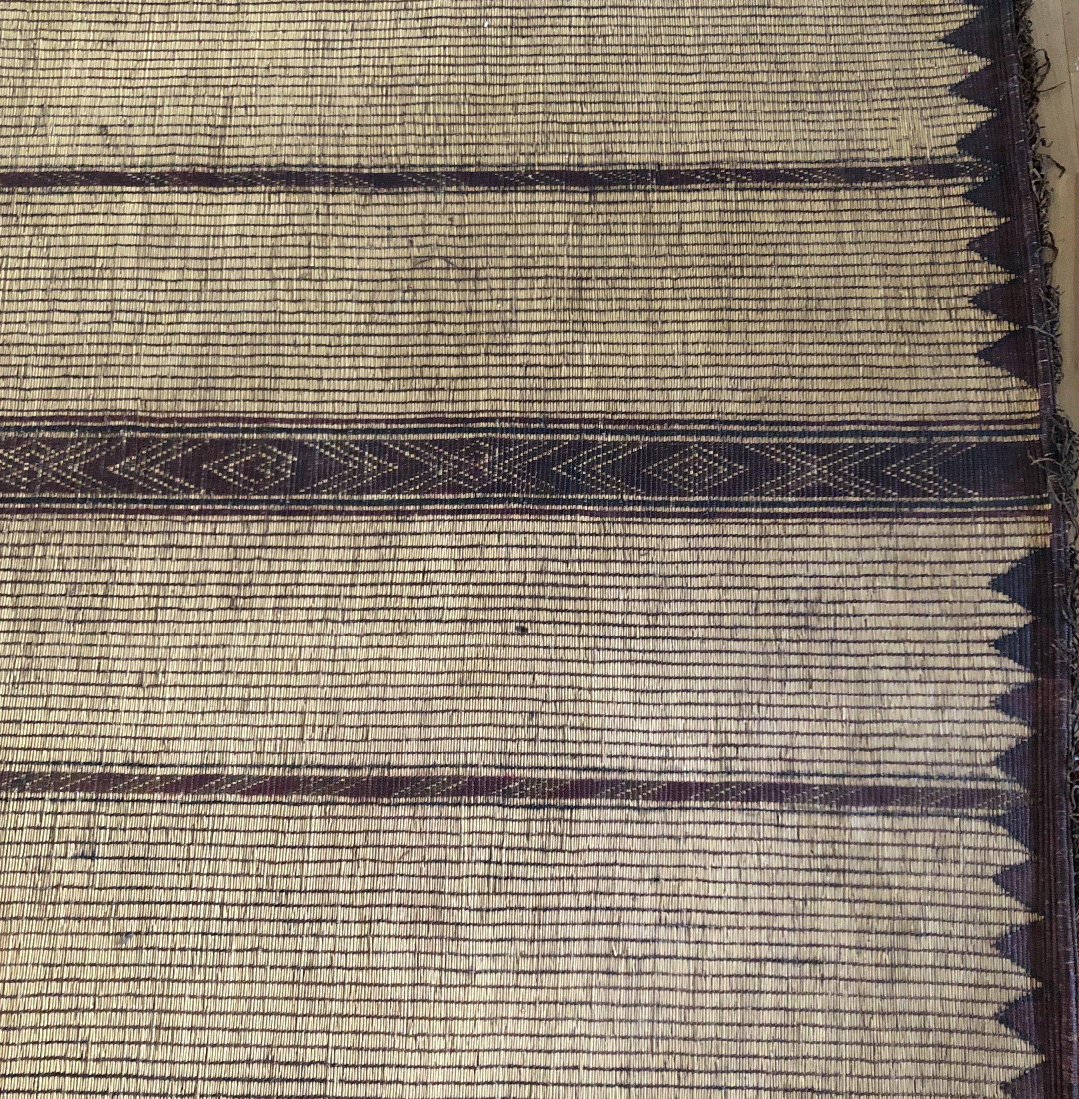 Twenty One Tonnes Tuareg Mat - Stripe