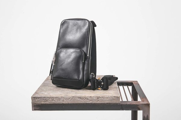 3f8f682f3e Alyx Studios Crossbody Bag - Black Leather