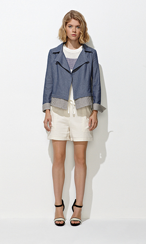 Theonne denim jacket