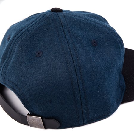 Ebbets Field Flannels x BlackBlue Cap - Navy/Black