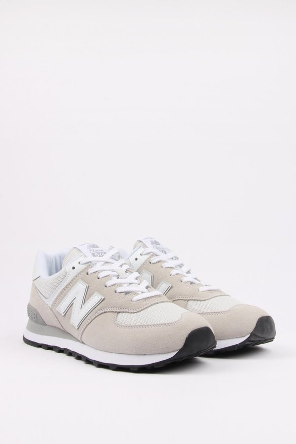 new balance 574 classic white