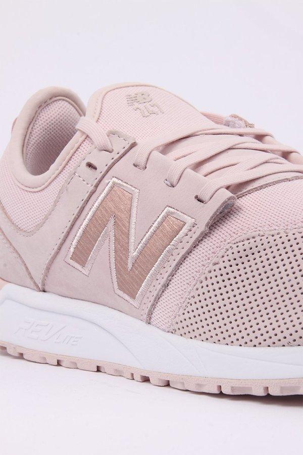 247 new balance pink