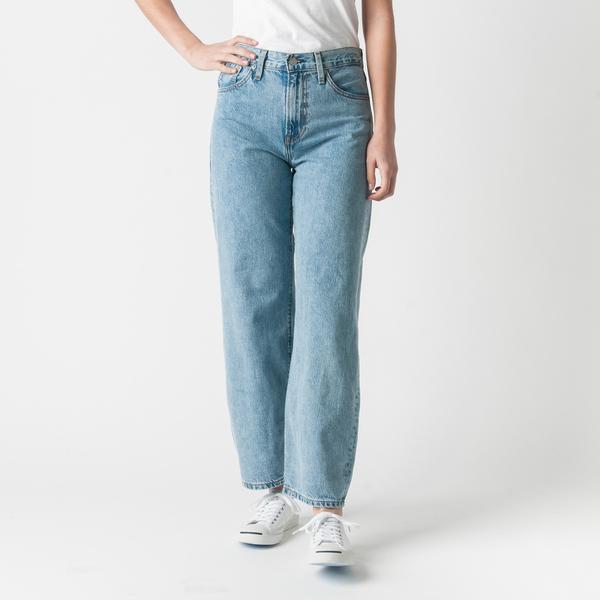 663498f0 Levi's Premium Big Baggy Jean in Real World   Garmentory