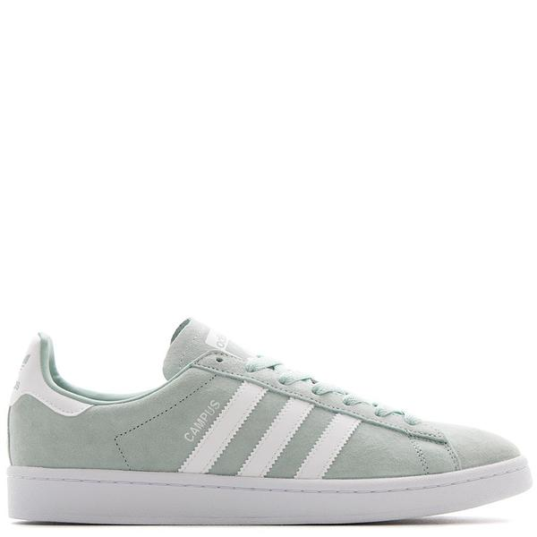 meet 22b8c 30189 Adidas Originals Campus Shoes - Ash Green
